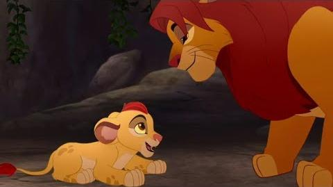 Video lion guard path of honor feat baby kion the - Kion le roi lion ...
