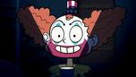 Marco as a Clown