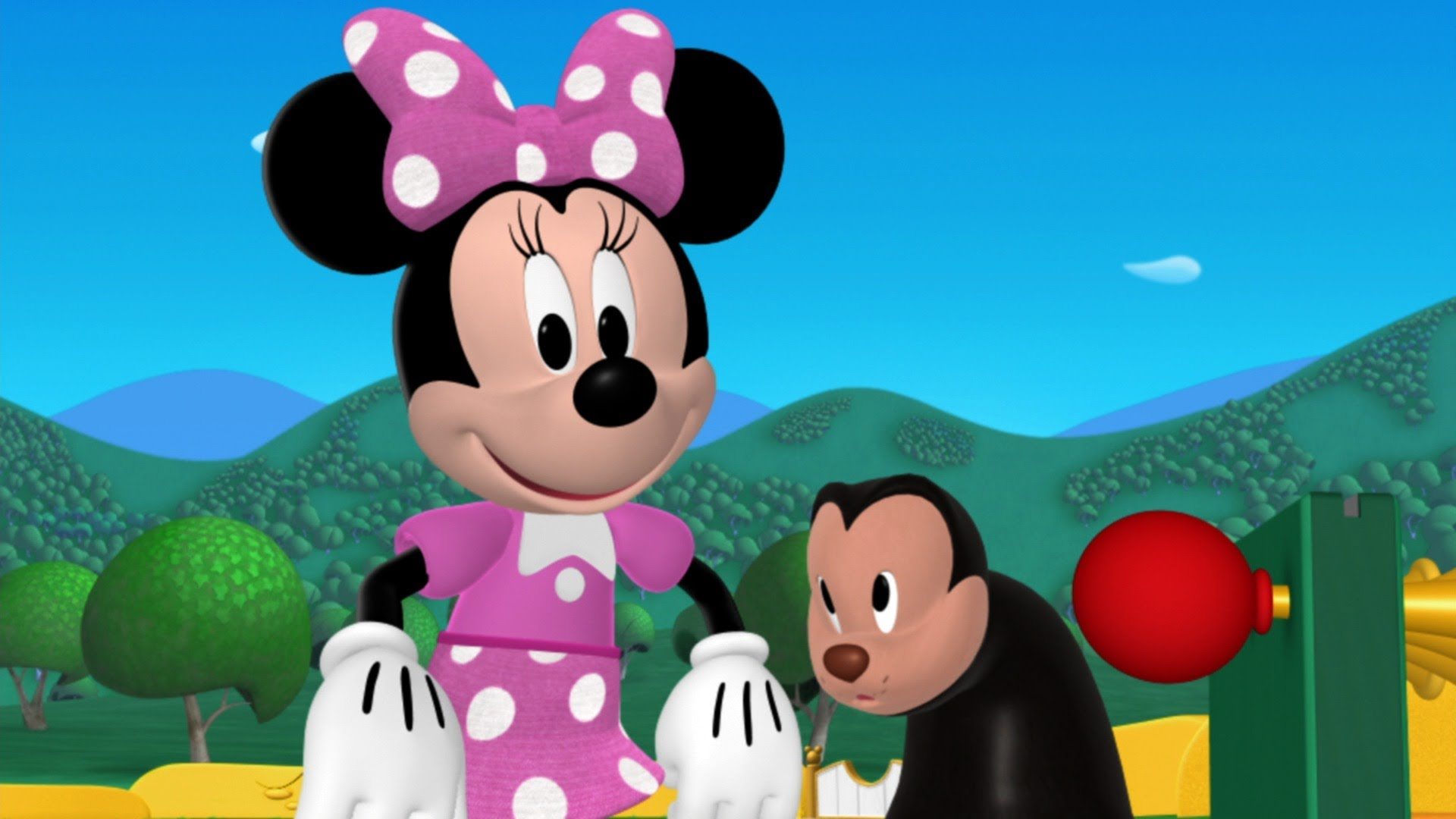 Plutos Playmate Mickey Mouse Clubhouse episode