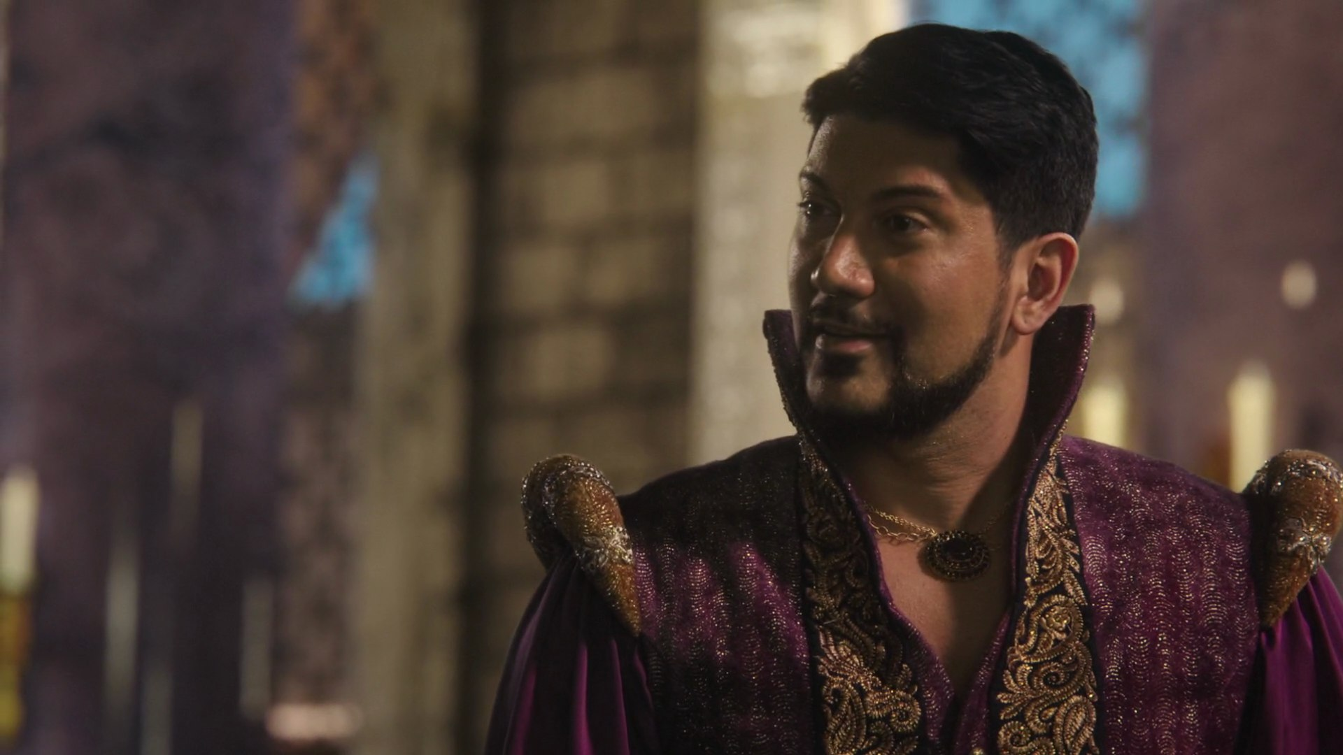 Once Upon a Time - 6x15 - A Wondrous Place - Prince Achemd