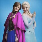 Once Upon a Time - Season 4 - Photoshoot - Anna and Elsa 4