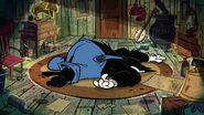 Pete depressed