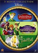 Peter Pan 3-Movie Collection