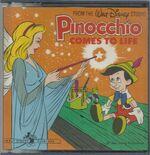 Pinocchio comes to life super 8