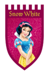 Snow White flag