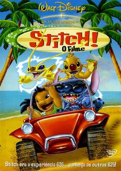 Stitch! O Filme - Pôster
