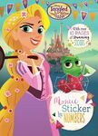 Tangled - Magical Sticker by numbers