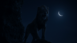 The Lion King (2019 film) Scar Be Prepared