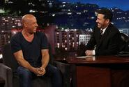 Vin Diesel visits JKL