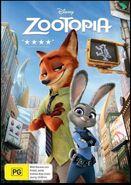 Zootopia June 2016 AUS DVD