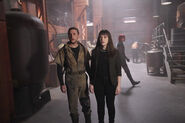 Agents of S.H.I.E.L.D. - 6x08 - Collision Course (Part I) - Photography - Fitz and Simmons