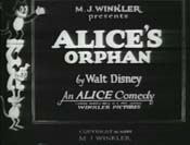 Alice orphan