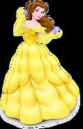 Belle is beauty