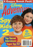 Disney Adventures Magazine cover September 2002 Spy Kids 2
