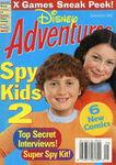 Disney Adventures Magazine cover September 2002 Spy Kids 2