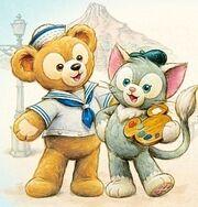 Duffy and Gelatoni portrait