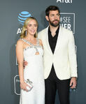 Emily Blunt and John Krasinski Critics Choice Awards