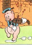 Fiddler Pig-comic
