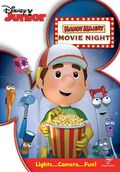 Handy Manny Movie Night DVD