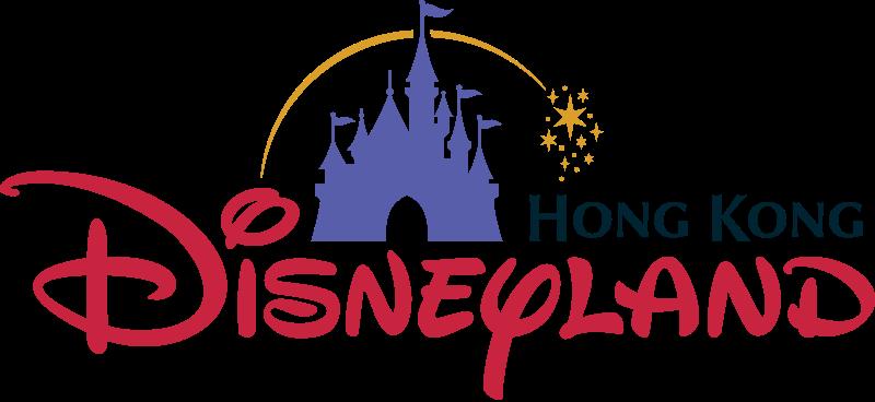 Disneyland Hong Kong logo vector - LogoEPS.com