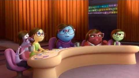 Inside Out - mielen sopukoissa - suomeksi dubattu traileri 2 - Elokuvateattereissa 28.8.2015