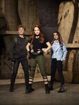 Kim Possible - Ron, Kim & Athena