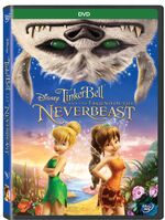 Legend of the NeverBeast DVD