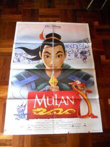 Manifesto di Mulan