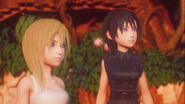 Namine and Xion