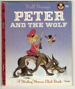 Peter and the Wolf MMC Book