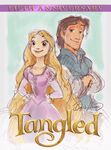 Tangled 5th Anniversary