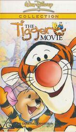 The Tigger Movie 2003 AUS VHS