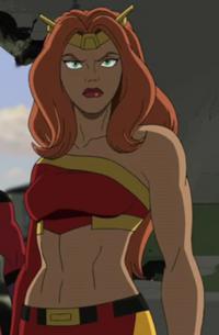Thundra Marvel