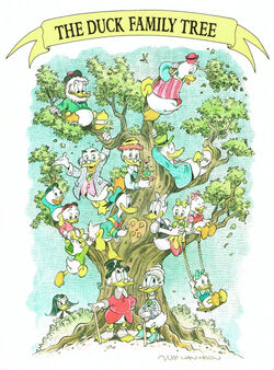 Van Horn tree