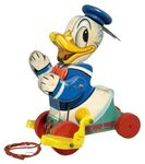 Vintage-fisher-price-Talking-Donald-Duck