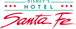 2000px-Disney's Hotel Santa Fe logo