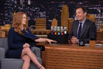 Amy Adams visits Jimmy Fallon