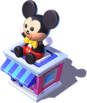 Bc-mickey mouse wishable stand