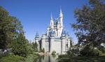 Cinderella Castle Left Side