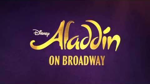 Disney's ALADDIN - Broadway Teaser