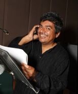 George Lopez behind the scenes BHC