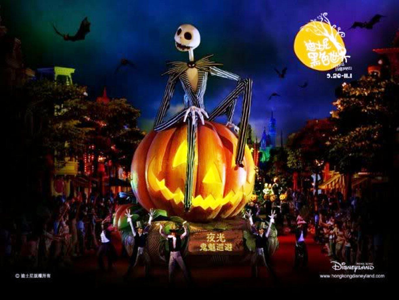 Glow in the Park Halloween Parade | Disney Wiki | FANDOM powered by ...
