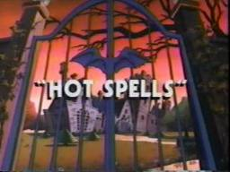 Image result for darkwing duck hot spells