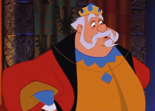King Hubert Disney Wiki Fandom Powered By Wikia