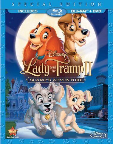 File:Lady & The Tramp 2 - Summer 2012.jpg