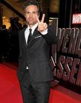 Mark Ruffalo Avengers premiere