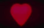 Mickey's heart