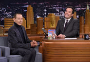 Paul Reubens visits Jimmy Fallon