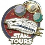 Star Tours Pin 3