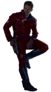 Starlord Gotg Render